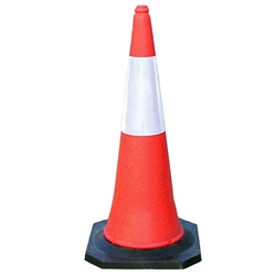 Barrier Group Skipper™ One Metre Reflective Cone BTC1000R