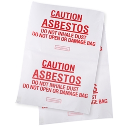 Pakaflex 600x900mm Printed Asbestos Bag