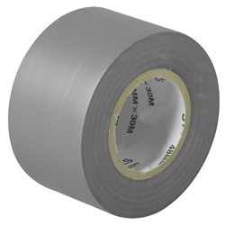 PVC Grey Duct Tape 48mm x 30m
