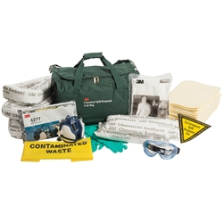 3M™ 25L Chemical Spill Kit Cabin Bag SRCB-CHEM