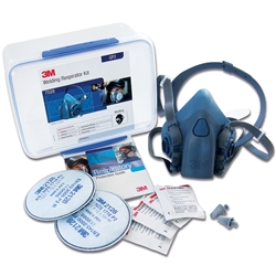 3M™ Welding Respirator Kit 7528, (GP2)