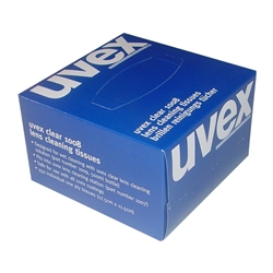 uvex clear® 1008 Lens Cleaning Tissues Refill