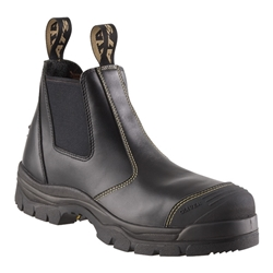 Oliver AT 55 Elastic Sided Safety Boots 55-320