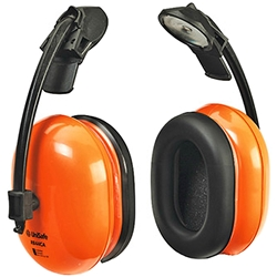 UniSafe RB44CA 29dB CL5 General Purpose Cap Attach Earmuff