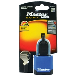 Master Lock® 45mm Excell Covered Padlock M116DLFAU