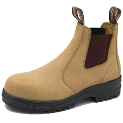 Blundstone 145 Elastic Sided Suede Safety Boots