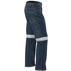 ELEVEN Workwear 3M™ Taped Denim Work Jean