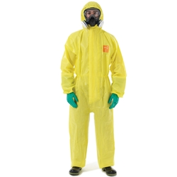 Microchem® 3000 Type 3,4,5 & 6 Chemical Coverall