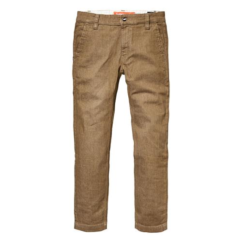 Saint Works Twill Chino Pant Stone 4057S
