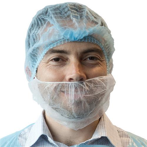 Pro-Val Disposable Single Loop Beard Cover (Bx 500)