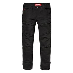 Saint Works Twill Cargo Pant Black 4058B
