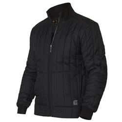 ELEVEN Workwear Vertical Quilted Jacket