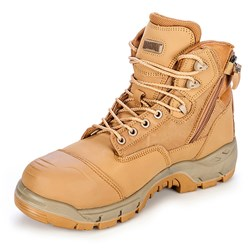 MAGNUM Sitemaster Lite Zip Sided Safety Boots MSMR100