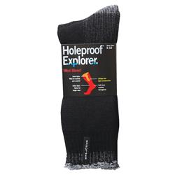 Holeproof Explorer Wool Blend Socks