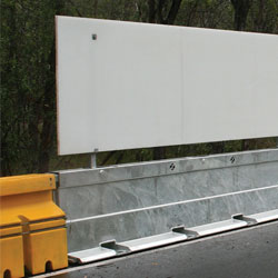 Crash Barriers & EndTreatments